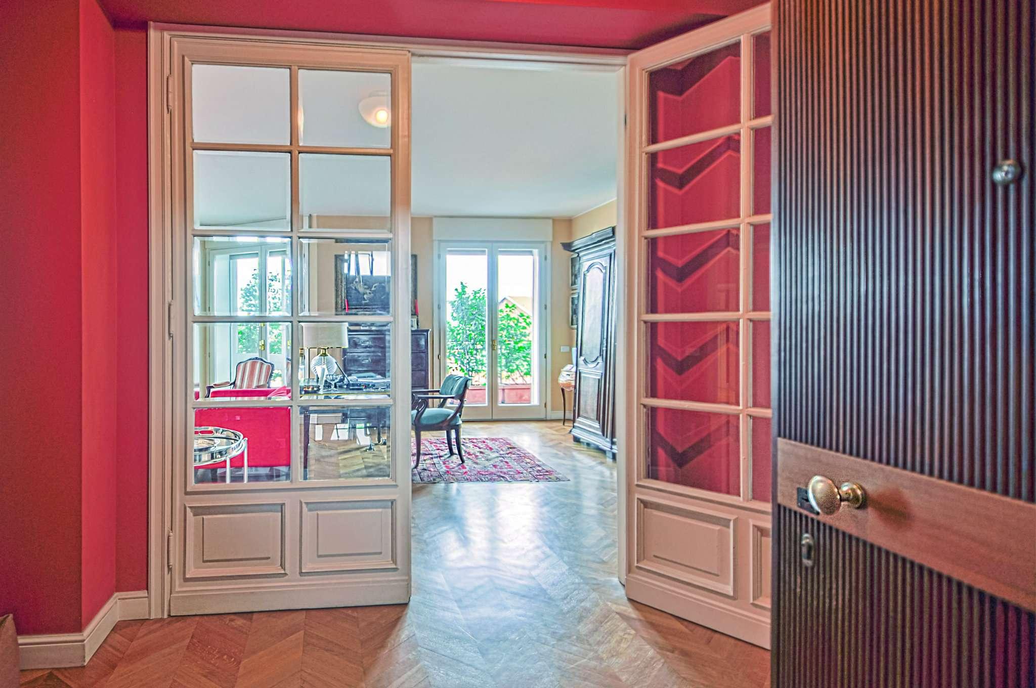 Appartamento in Vendita a Milano: 5 locali, 272 mq - Foto 5
