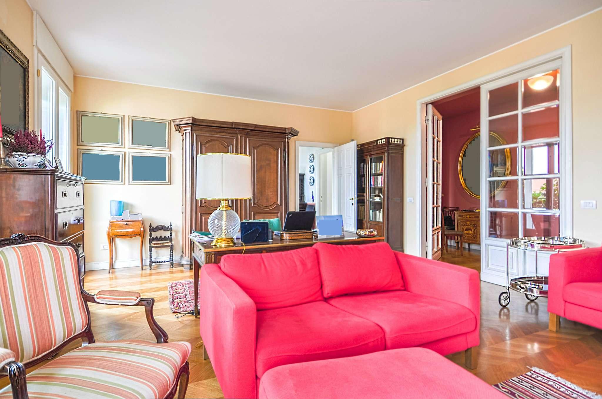 Appartamento in Vendita a Milano: 5 locali, 272 mq - Foto 2