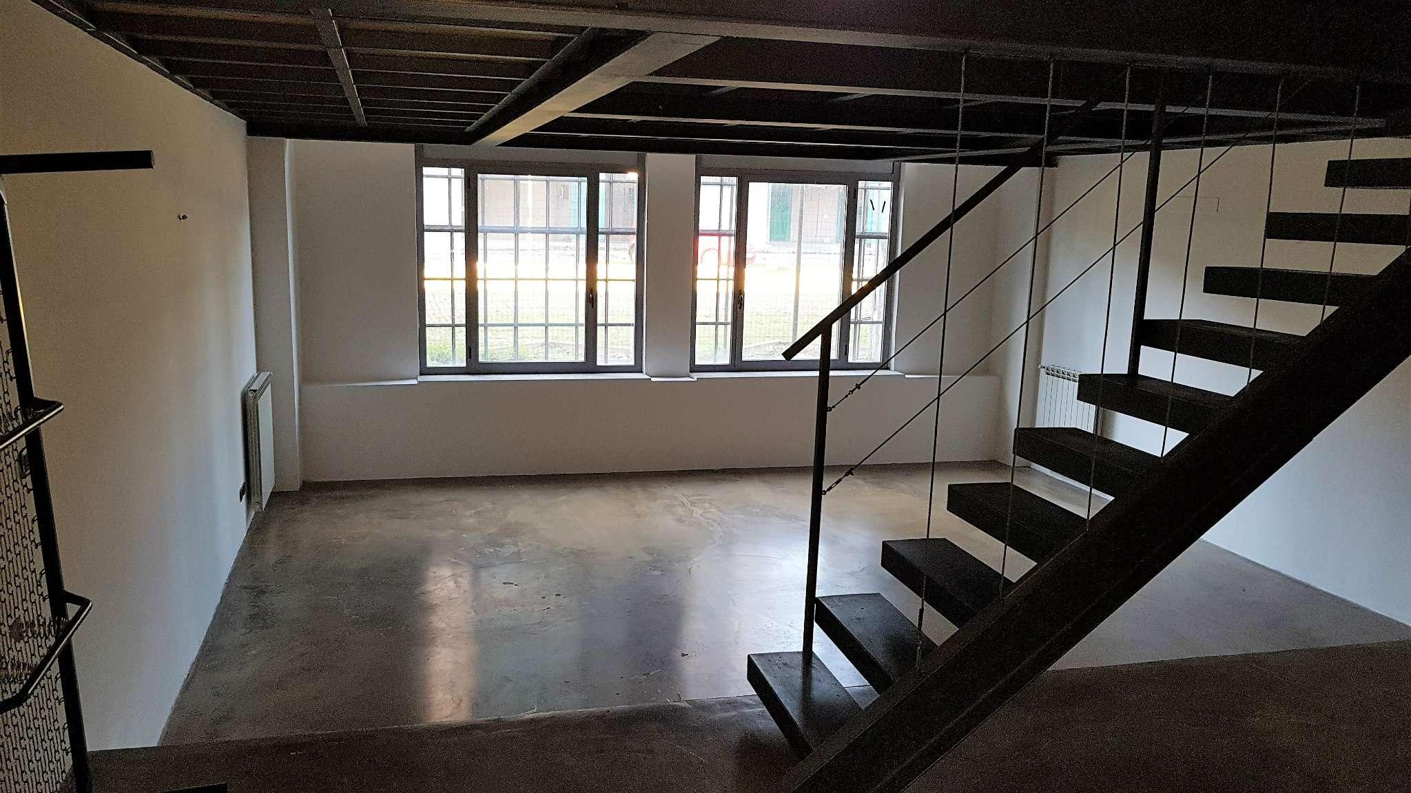Loft open space in Affitto a Milano 21 Udine / Lambrate / Ortica: 4 locali, 113 mq