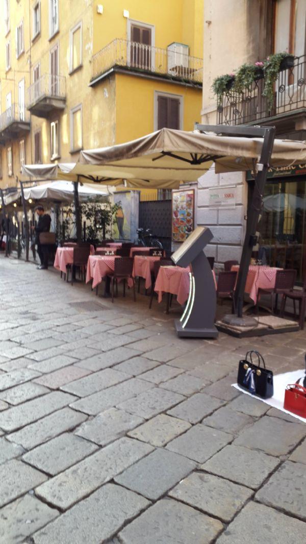 Bilocale Milano Via Brera 3