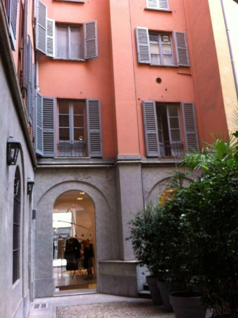 Vendita  bilocale Milano Via Della Spiga Milano 1 840136