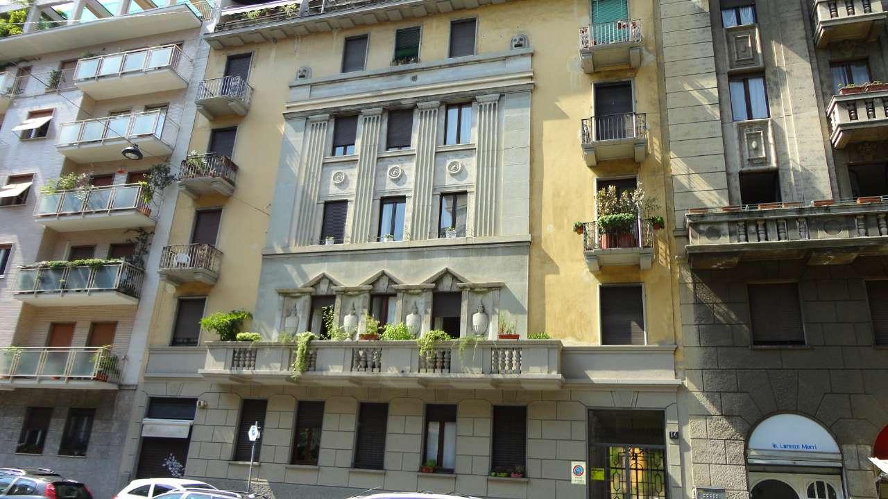 Appartamento in affitto a Milano, 2 locali, zona Zona: 10 . P.ta Genova, Romolo, Solari, Savona, Tortona, prezzo € 1.066   Cambio Casa.it