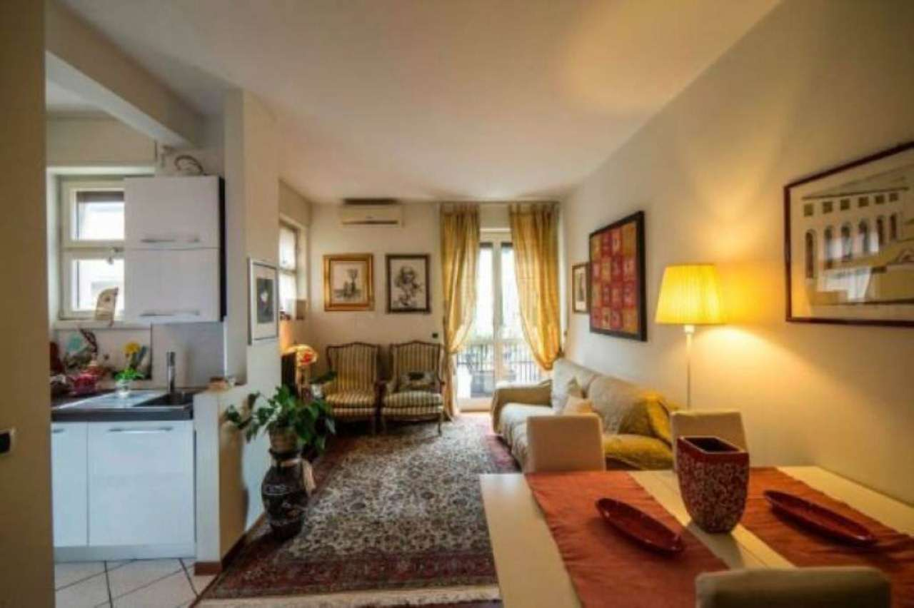 Appartamento in vendita a Milano, 3 locali, zona Zona: 14 . Lotto, Novara, San Siro, QT8 , Montestella, Rembrandt, prezzo € 320.000 | Cambio Casa.it