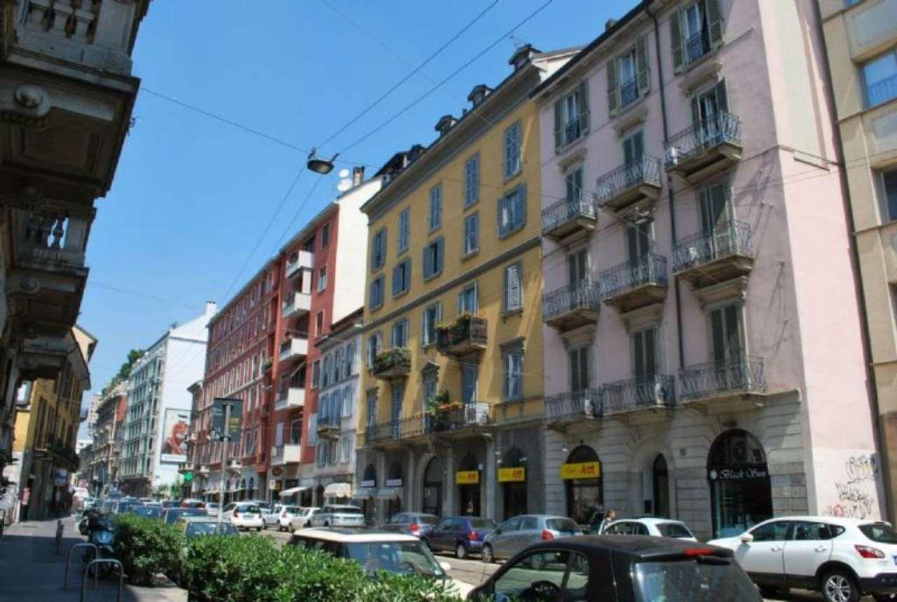 Bilocale Milano Corso Porta Romana 1