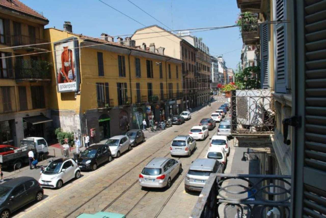 Bilocale Milano Corso Porta Romana 12