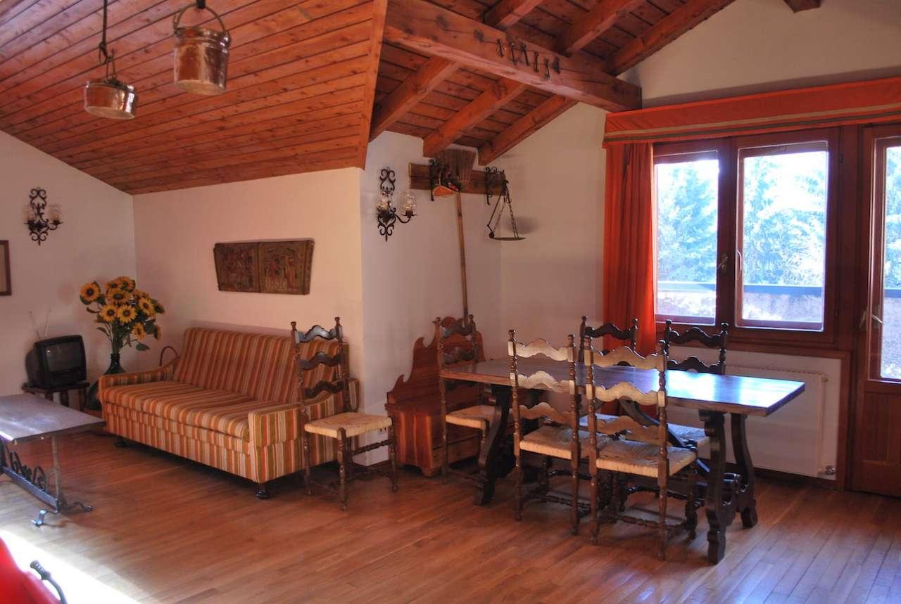 Appartamento in vendita a Foppolo, 3 locali, prezzo € 79.000   Cambio Casa.it