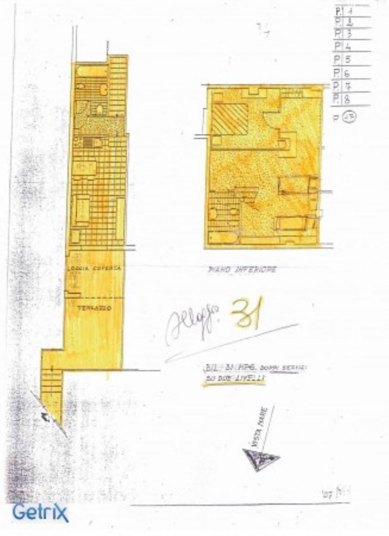 Affitto  bilocale Rapallo Via Pietrafredda 1 899423