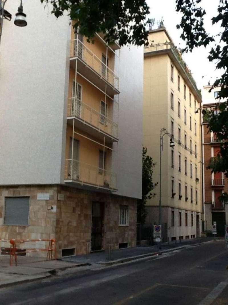 Bilocale Milano Via Lusardi 1