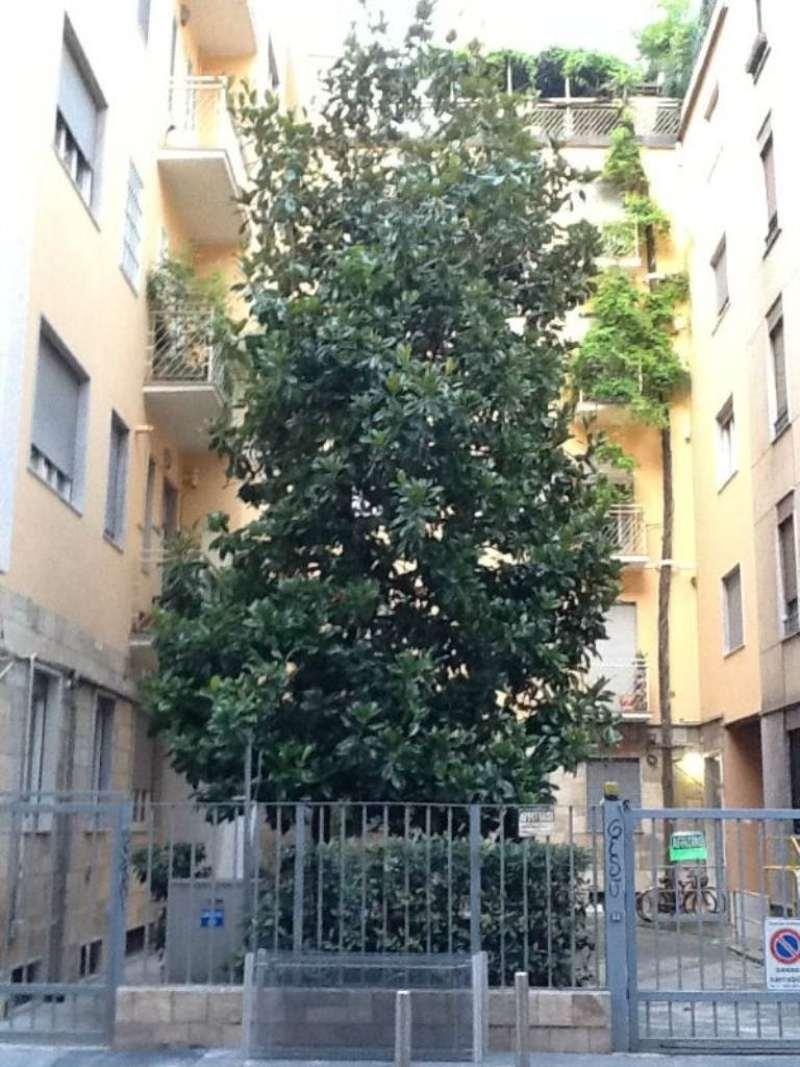 Bilocale Milano Via Lusardi 2
