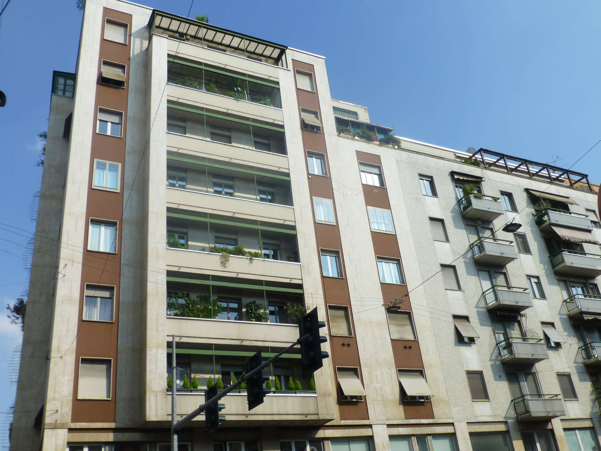 Bilocale Milano Corso Buenos Aires 5