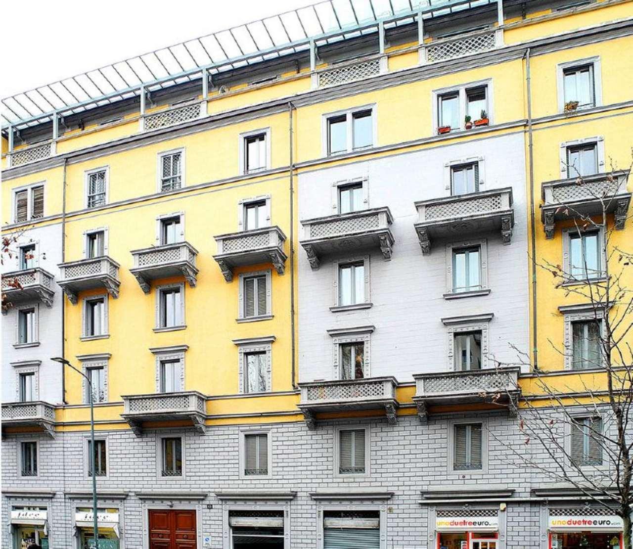 Bilocale Milano Via Poliziano 11