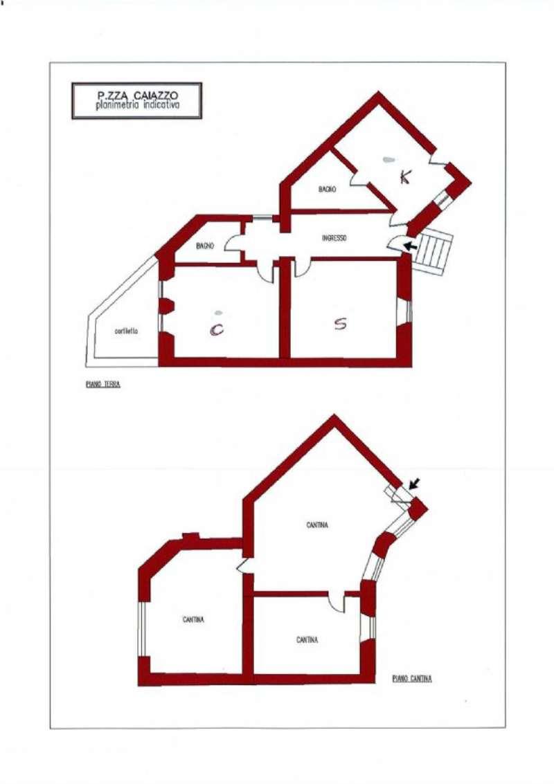 Vendita  bilocale Milano Piazza Caiazzo 1 947063