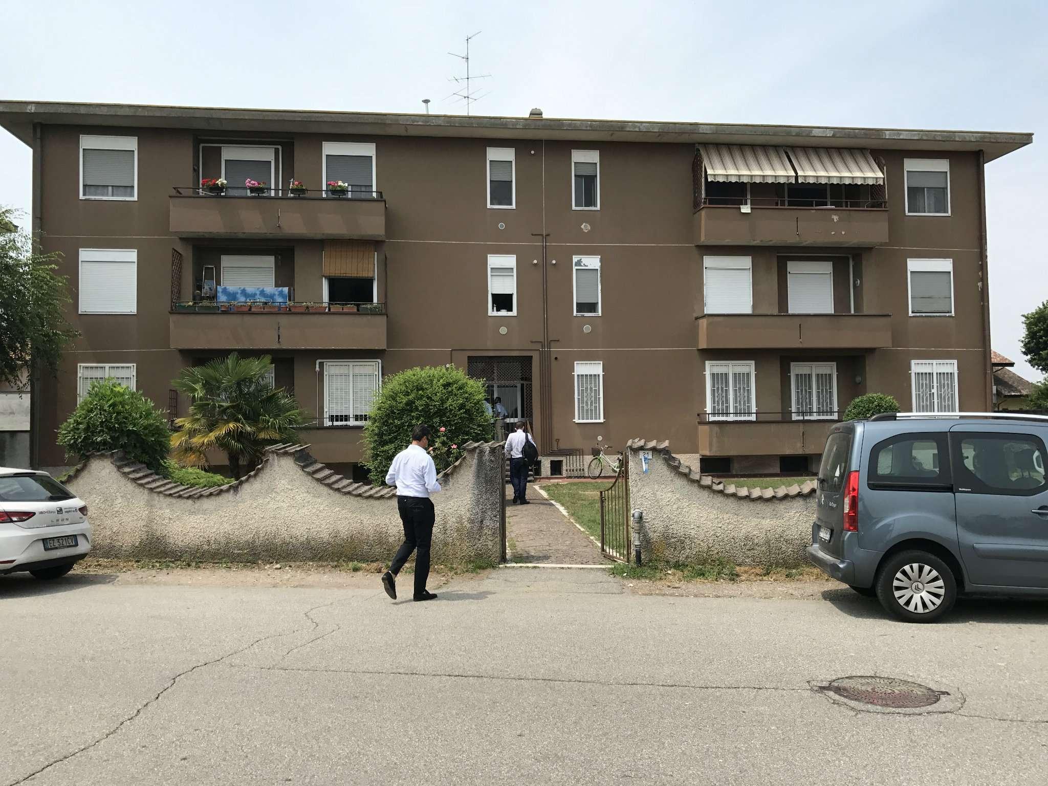 Appartamento in Vendita a Buscate