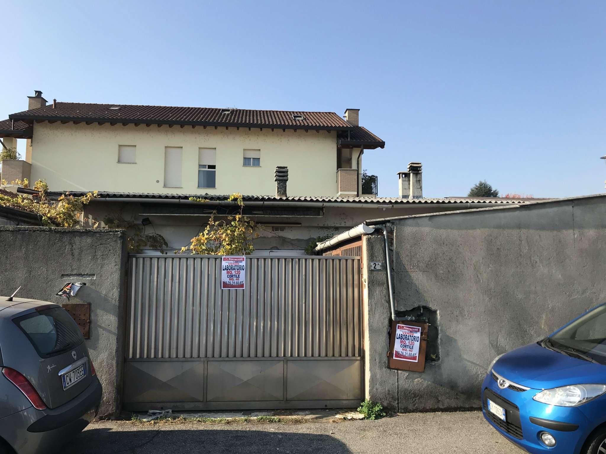 Laboratorio in vendita a Castano Primo, 4 locali, prezzo € 55.000 | CambioCasa.it
