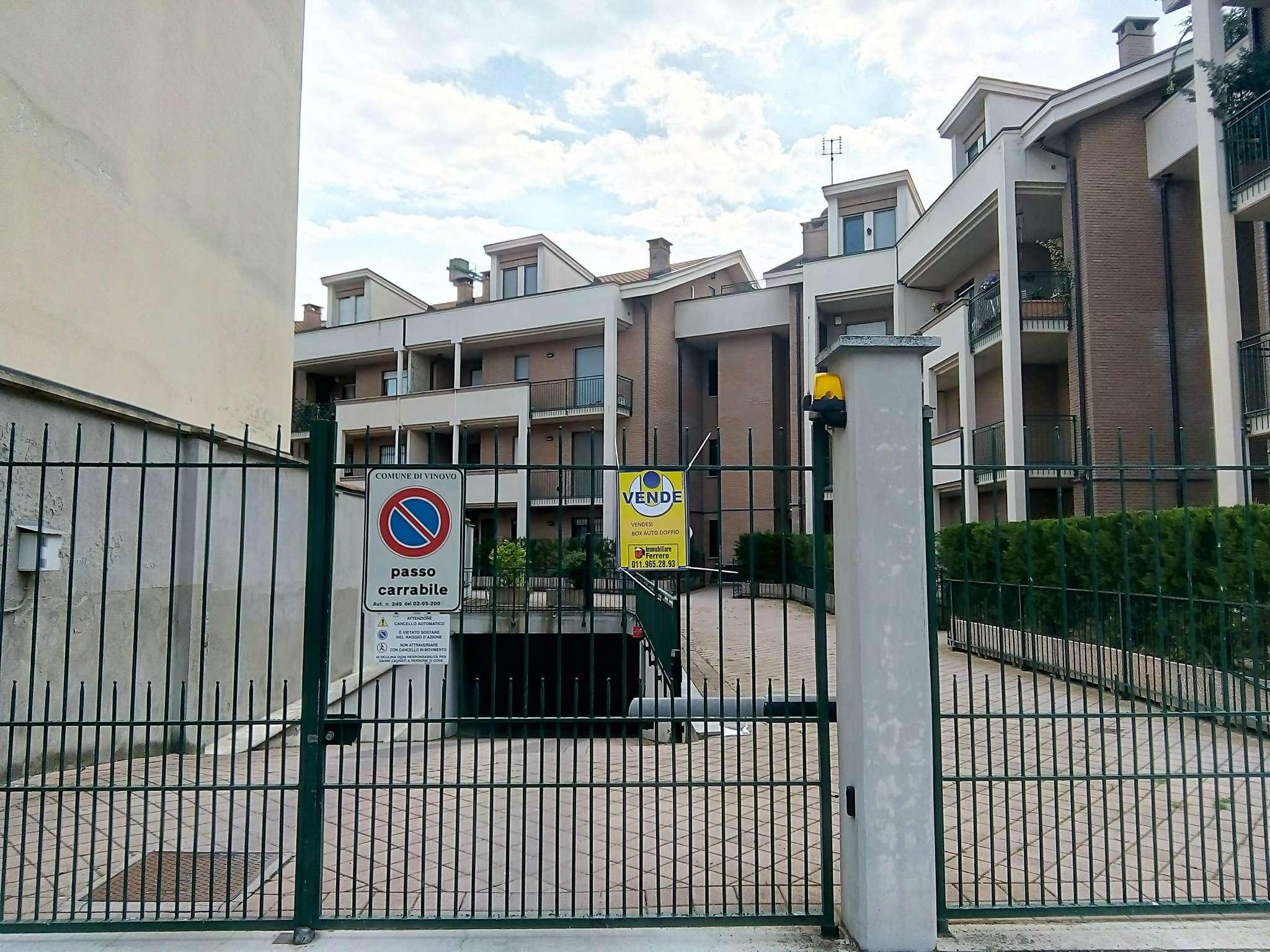 Box/Garage in vendita via Gavuzzi Vinovo