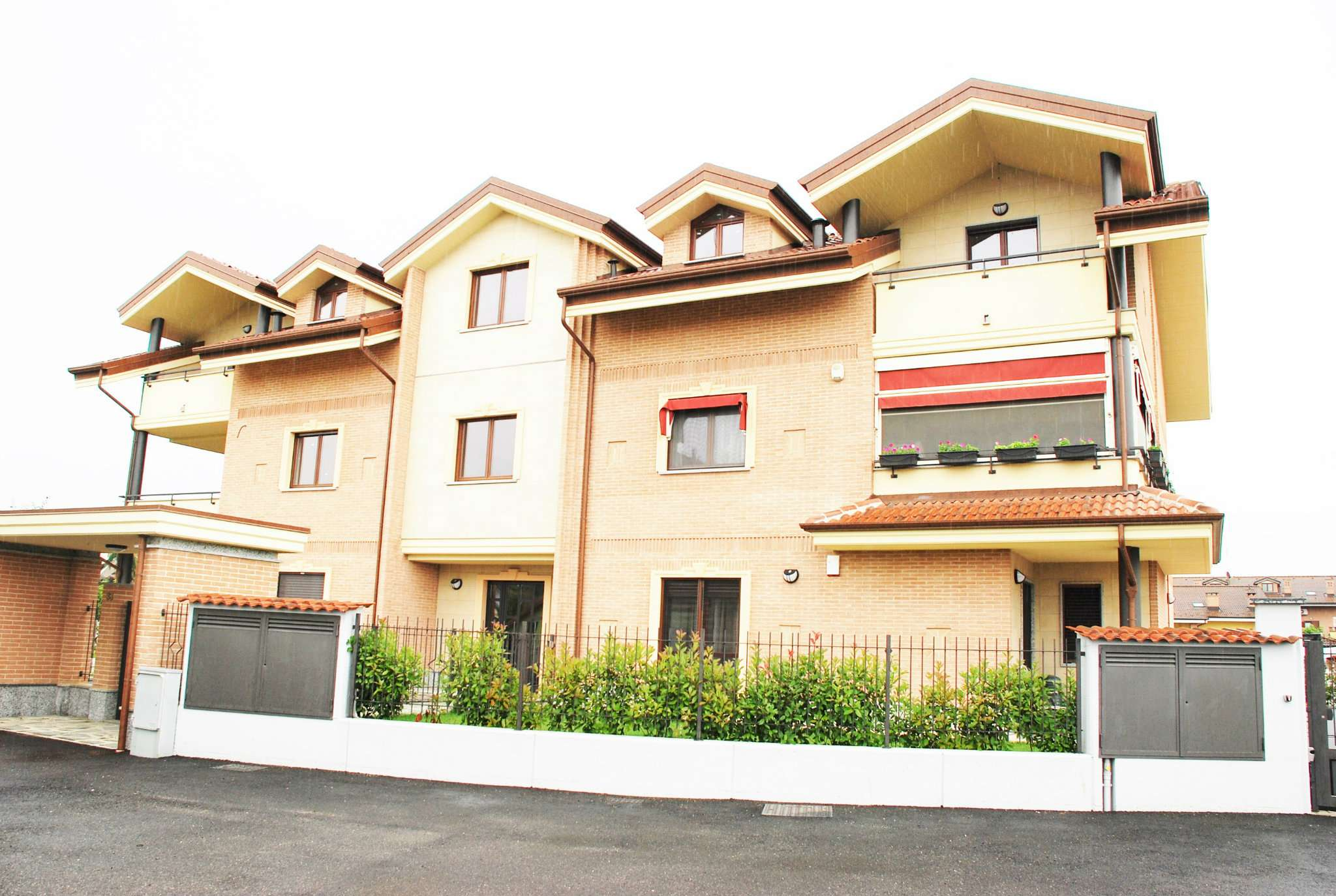Appartamento in affitto via Pascoli Piobesi Torinese