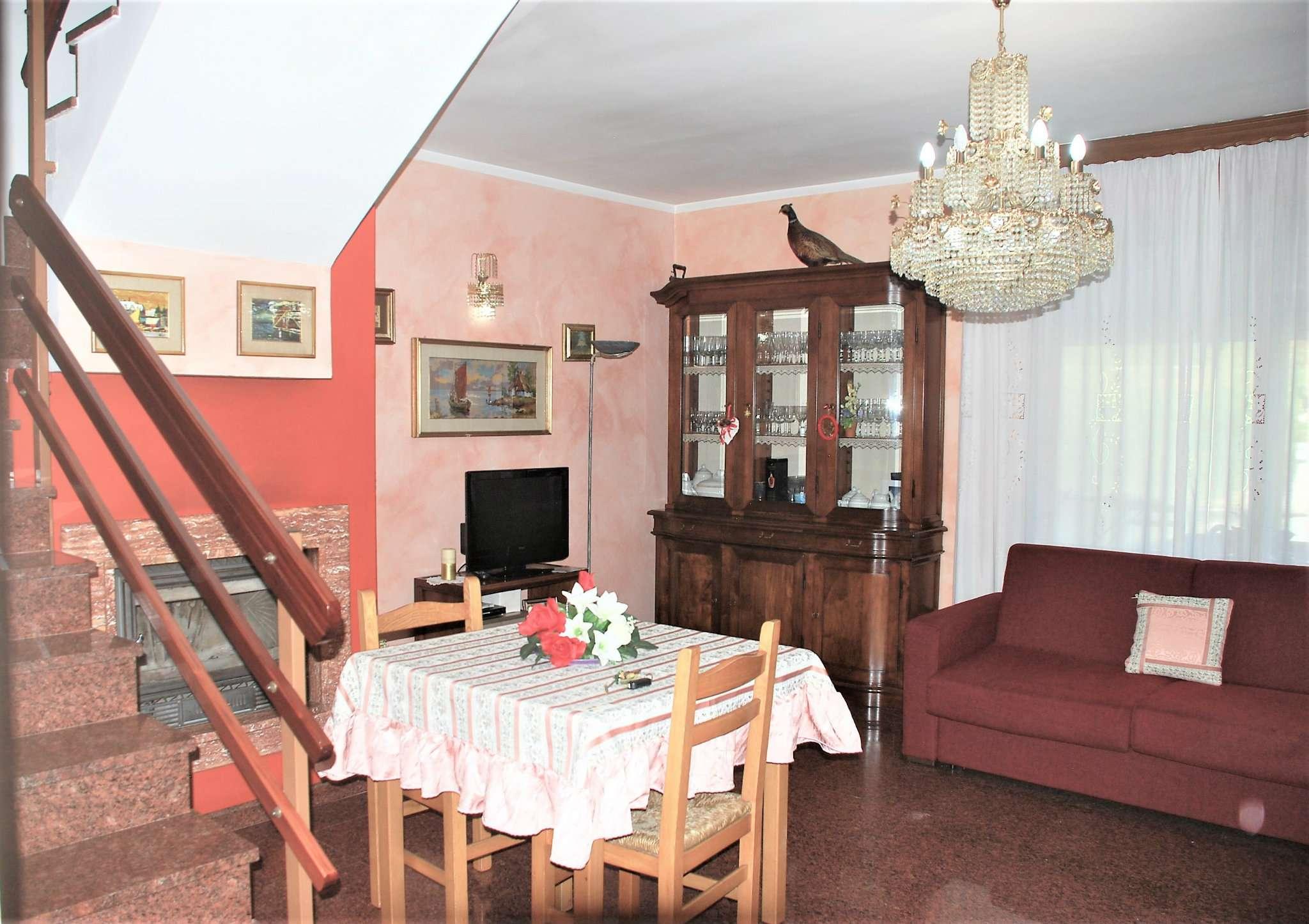 Villetta a Schiera in vendita via Carducci Candiolo