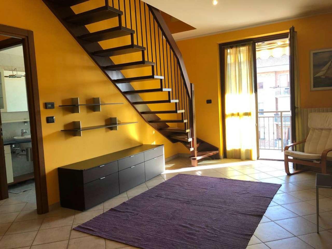 Appartamento in vendita via Simonis Candiolo