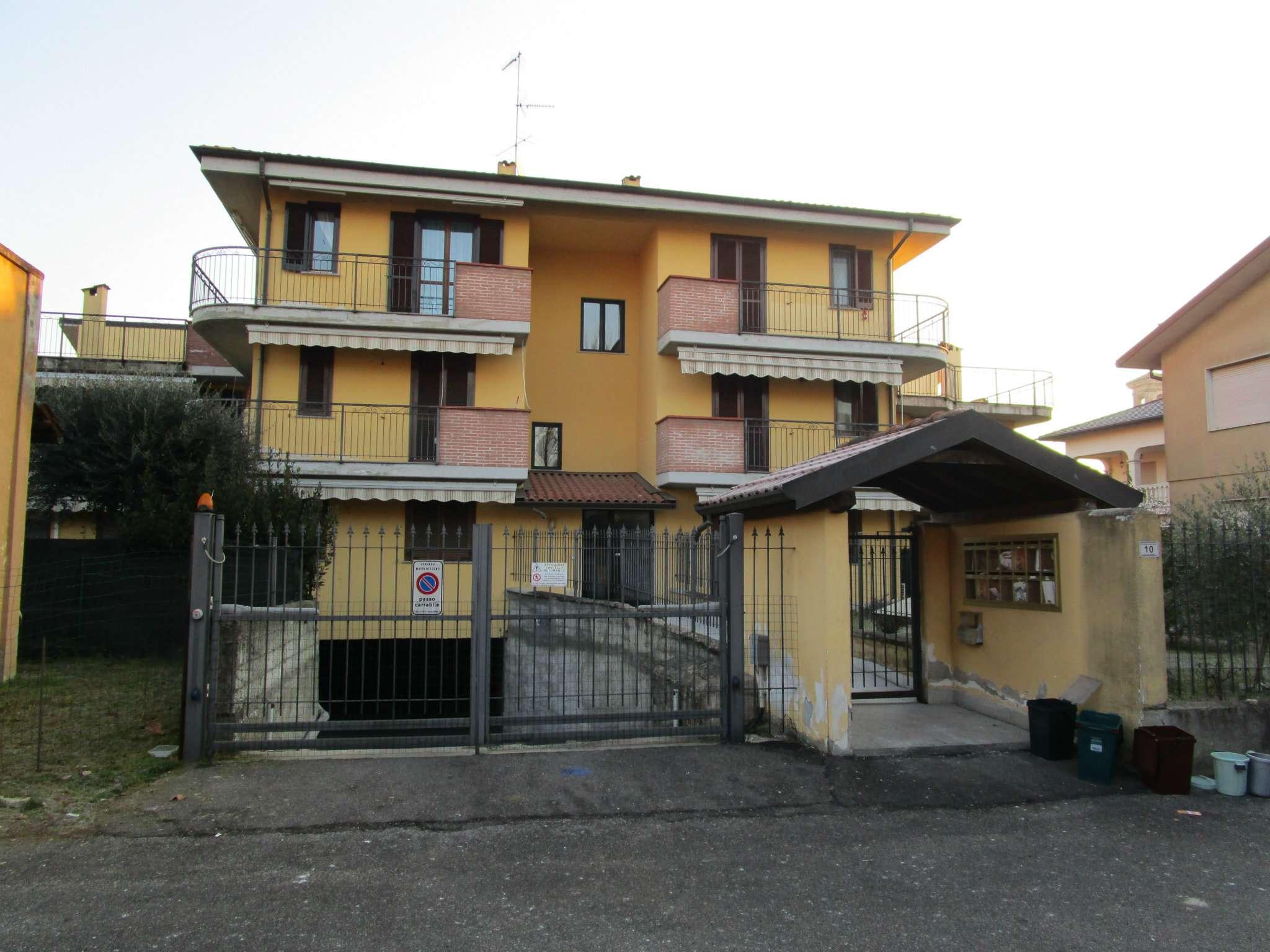 Appartamento in affitto a Motta Visconti, 3 locali, prezzo € 600 | Cambio Casa.it
