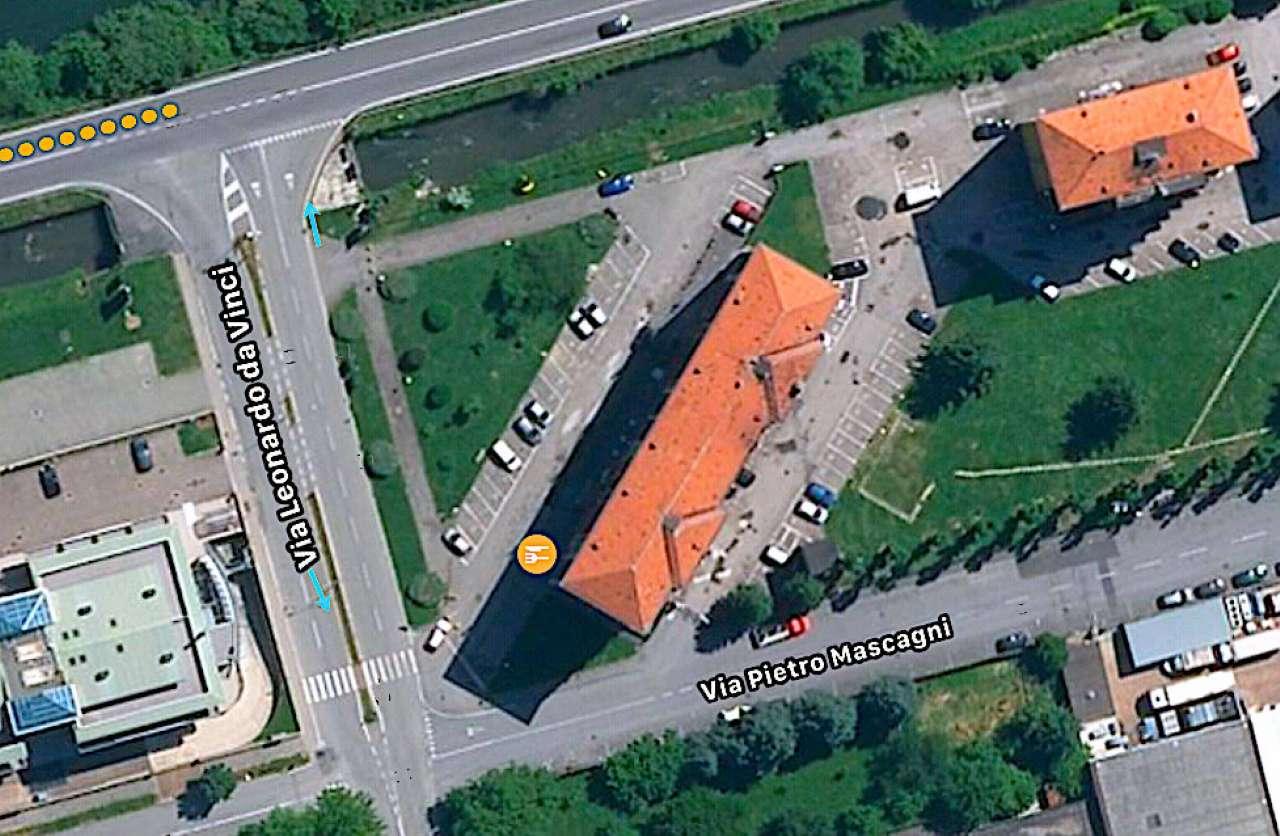 Appartamento in Vendita a Casarile Centro: 3 locali, 90 mq
