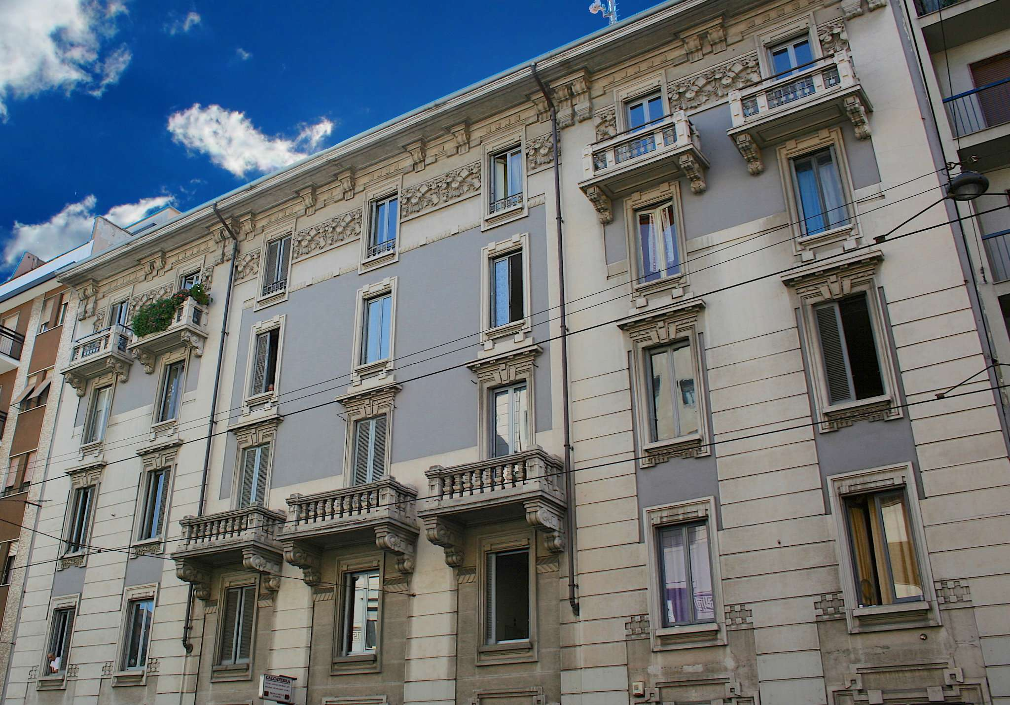 Appartamento in affitto a milano via nicola antonio for Appartamento design affitto milano