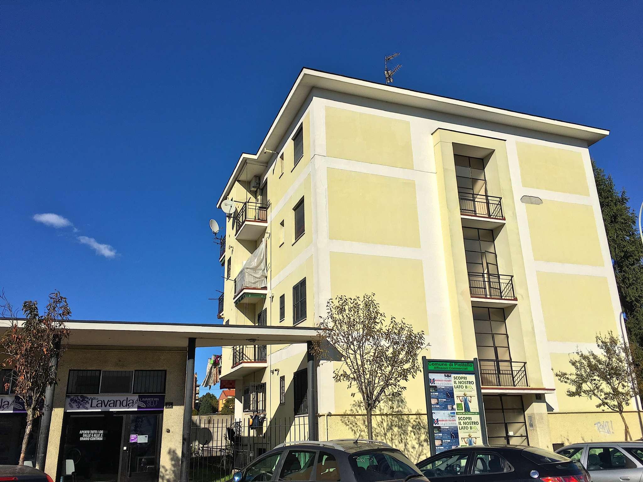 Appartamento in Affitto a Pioltello Periferia: 2 locali, 50 mq