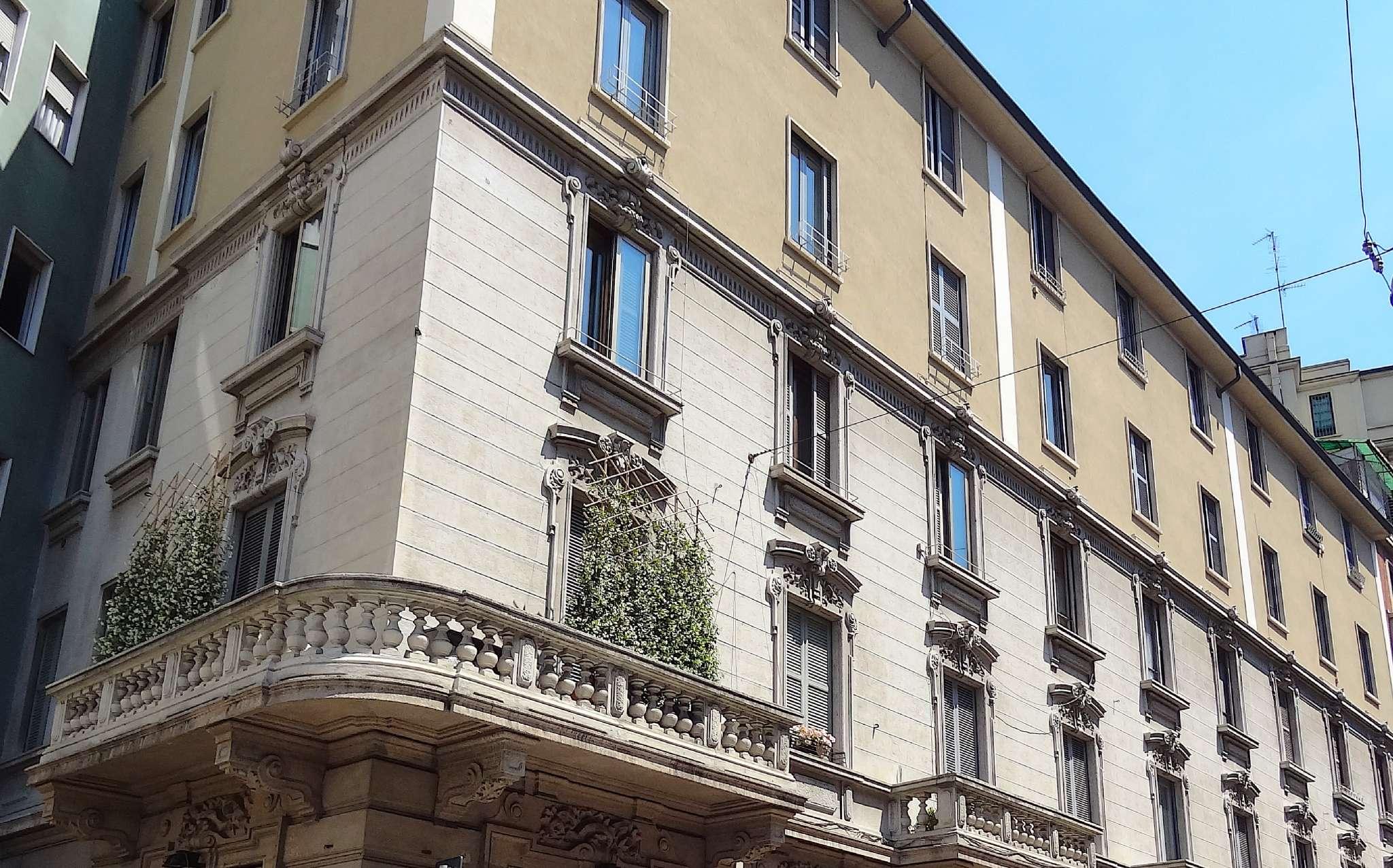 Monolocale in Affitto a Milano 03 Venezia / Piave / Buenos Aires: 1 locali, 20 mq