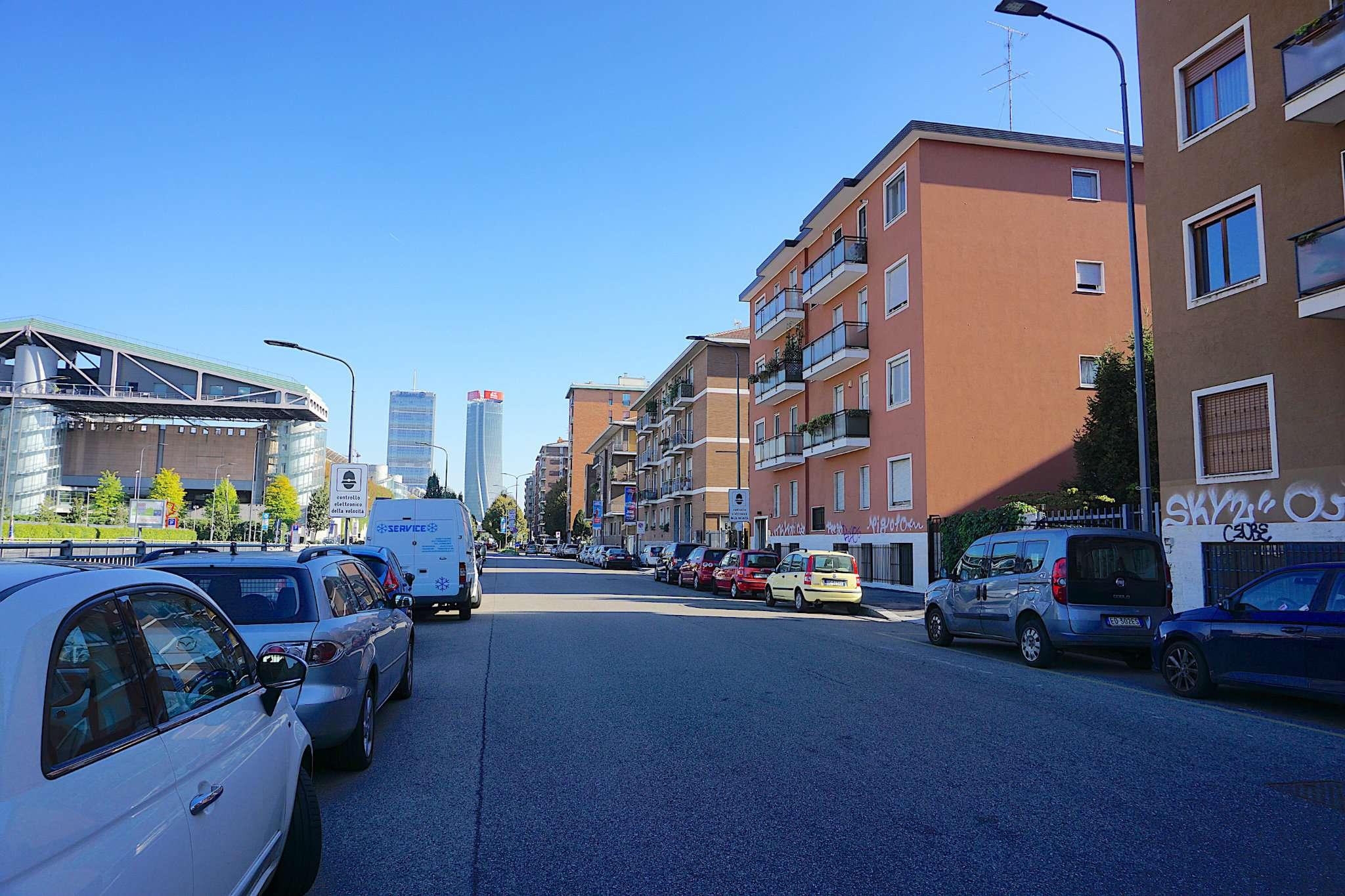 Magazzino in Affitto a Milano 17 Marghera / Wagner / Fiera: 1 locali, 60 mq