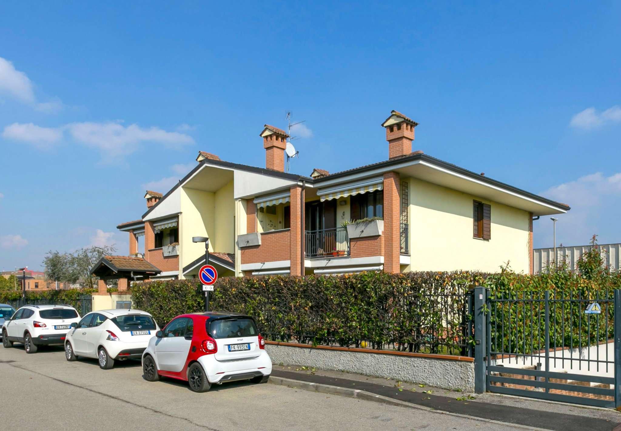 Appartamento in Vendita a Vimodrone: 3 locali, 85 mq