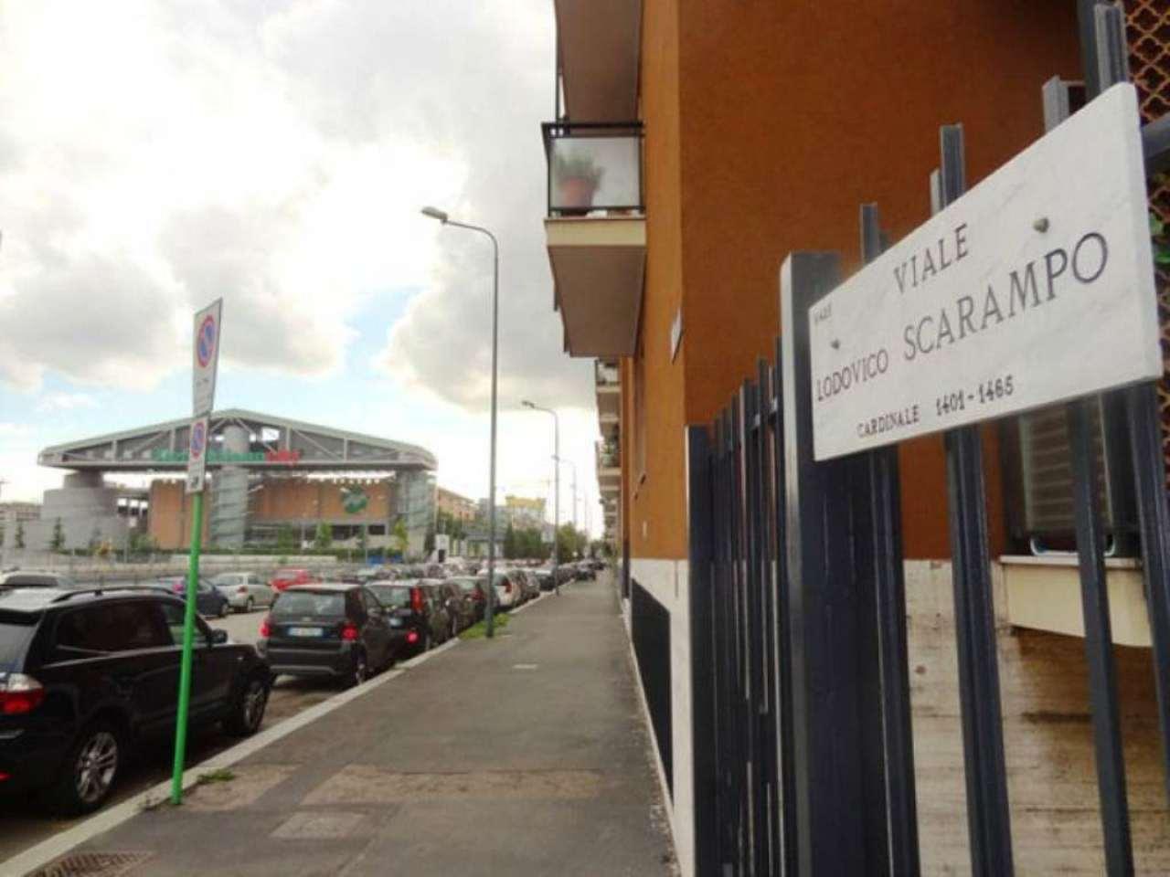 Posto-box auto in Affitto a Milano 17 Marghera / Wagner / Fiera: 1 locali, 15 mq