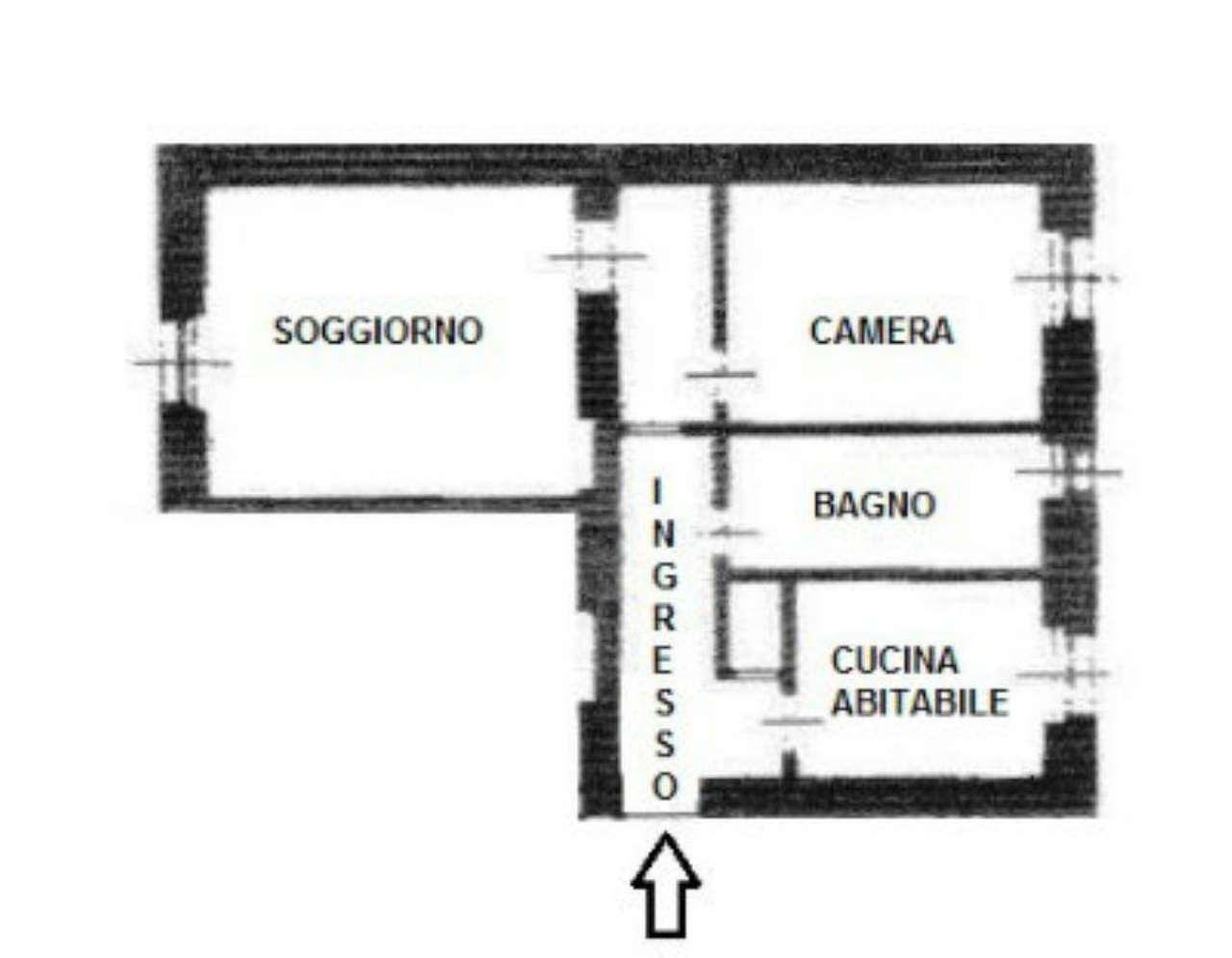 Vendita  bilocale Milano Via Padova 1 591647