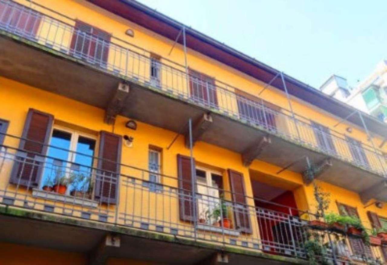 Bilocale Milano Via Porpora 1