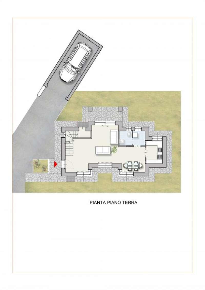 Villa in vendita a Milano, 4 locali, zona Zona: 14 . Lotto, Novara, San Siro, QT8 , Montestella, Rembrandt, prezzo € 535.000 | Cambio Casa.it