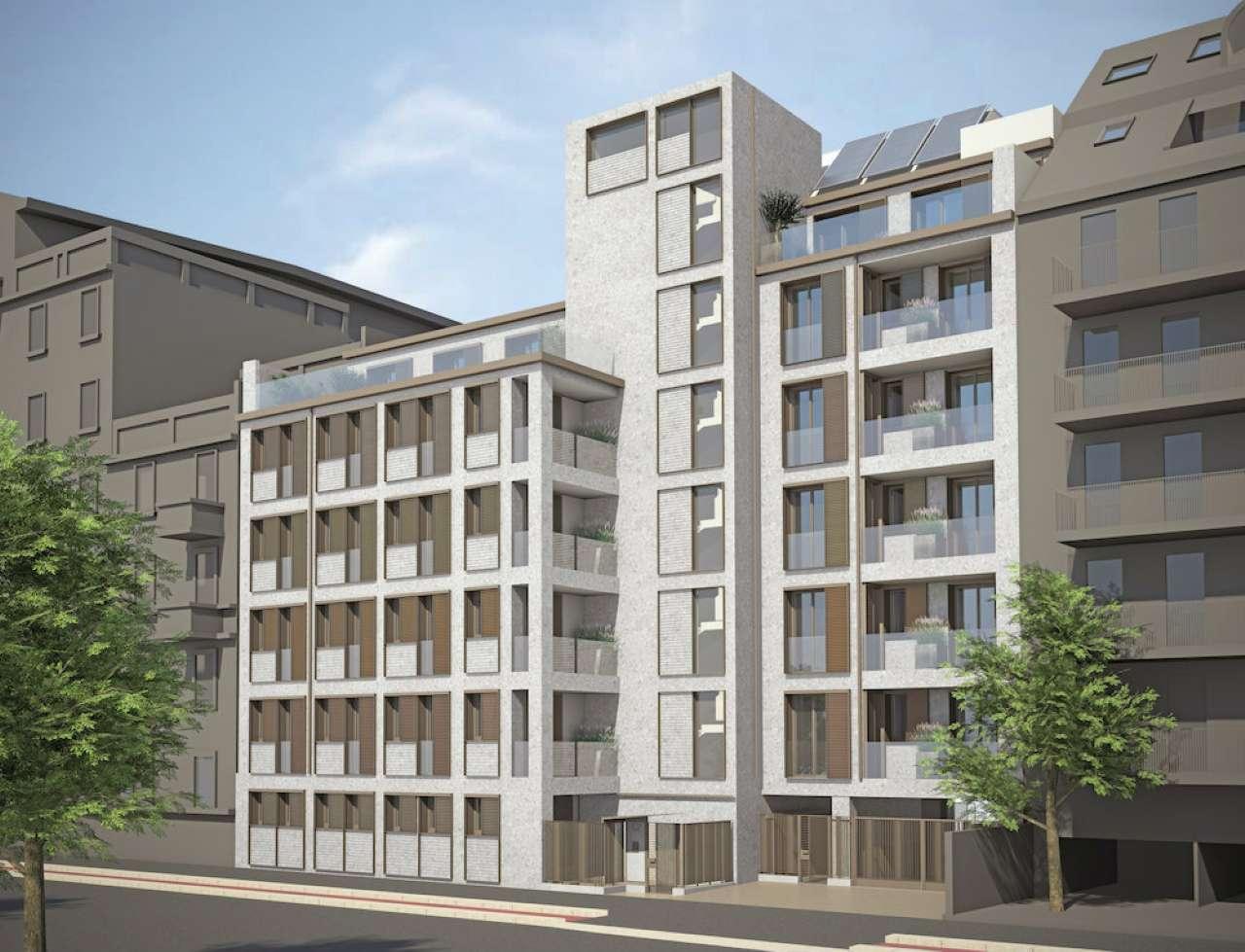 Appartamento in Vendita a Milano 17 Marghera / Wagner / Fiera: 4 locali, 163 mq