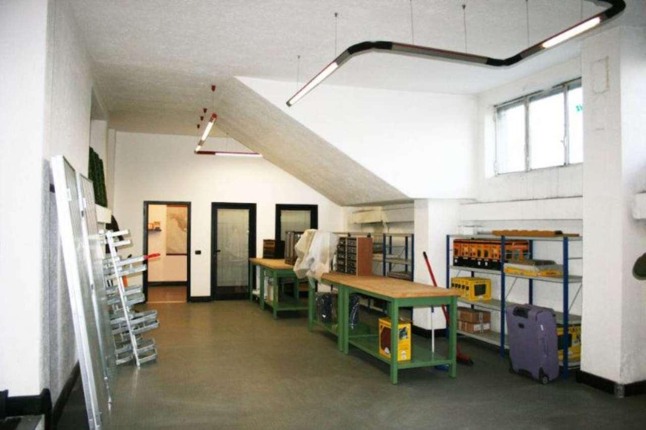 Laboratorio in Vendita a Milano 27 Baggio / Novara / Forze Armate: 200 mq