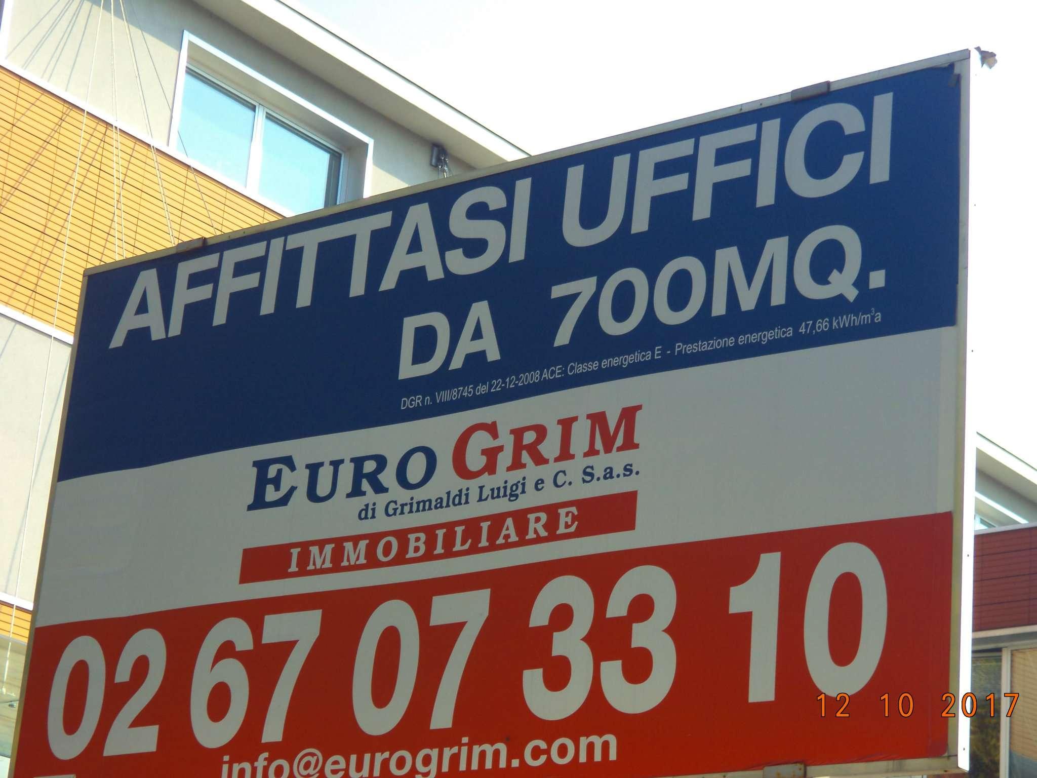 Milano Affitto UFFICIO Immagine 4