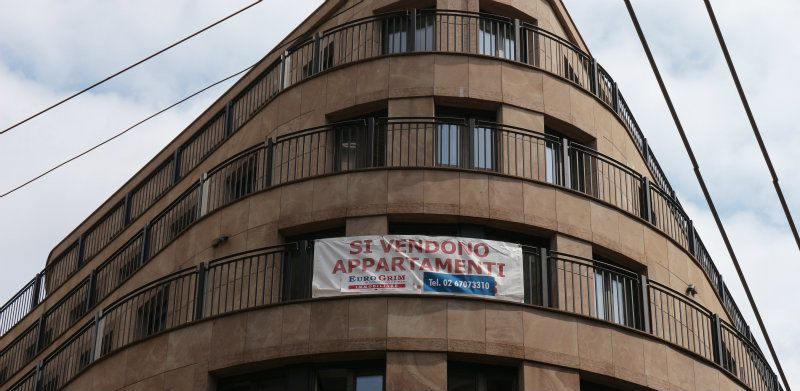 Bilocale Milano Foro Buonaparte 1