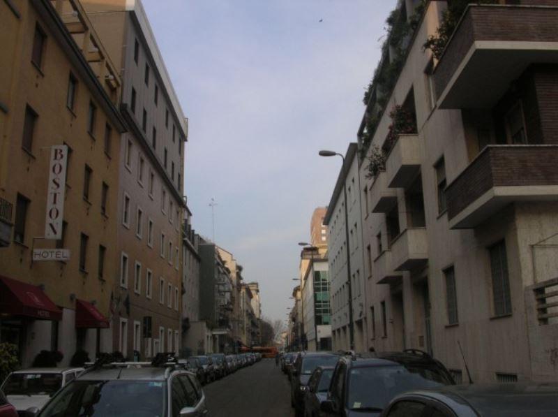 Box / Garage in affitto a Milano, 1 locali, zona Zona: 2 . Repubblica, Stazione Centrale, P.ta Nuova, B. Marcello, prezzo € 200 | Cambio Casa.it