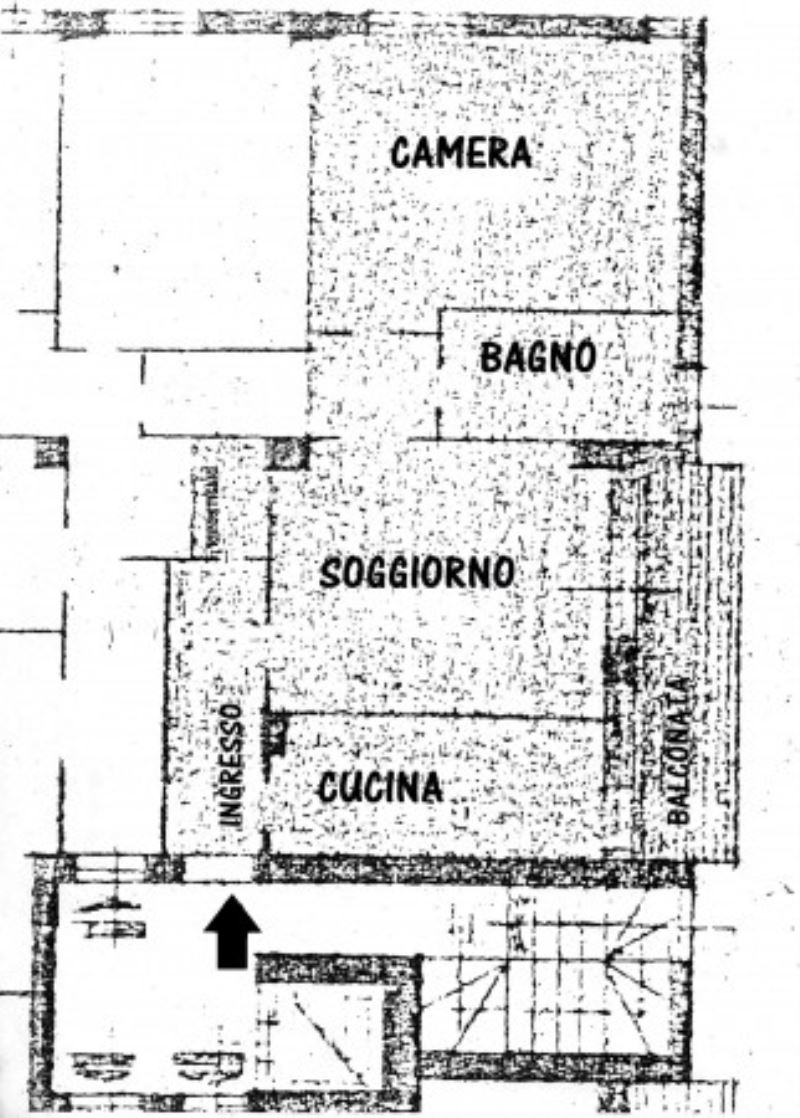 Bilocale in vendita a Milano