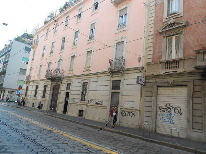 Bilocale Milano Via Alfonso Lamarmora 1