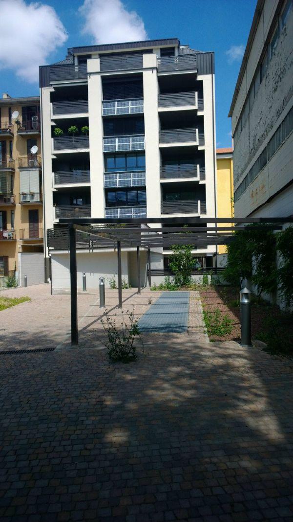 Bilocale Milano Viale San Gimignano 2