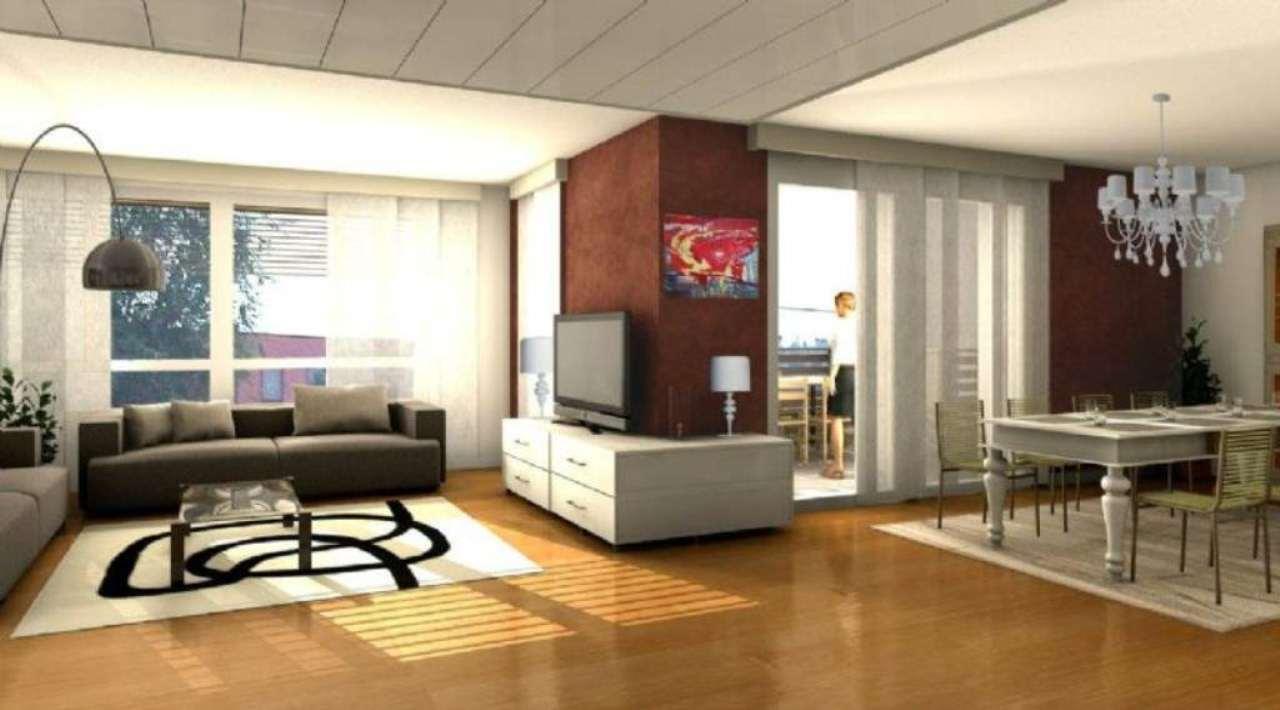 Appartamento in Vendita a Milano 26 Bande Nere / Zurigo / Parri: 3 locali, 127 mq