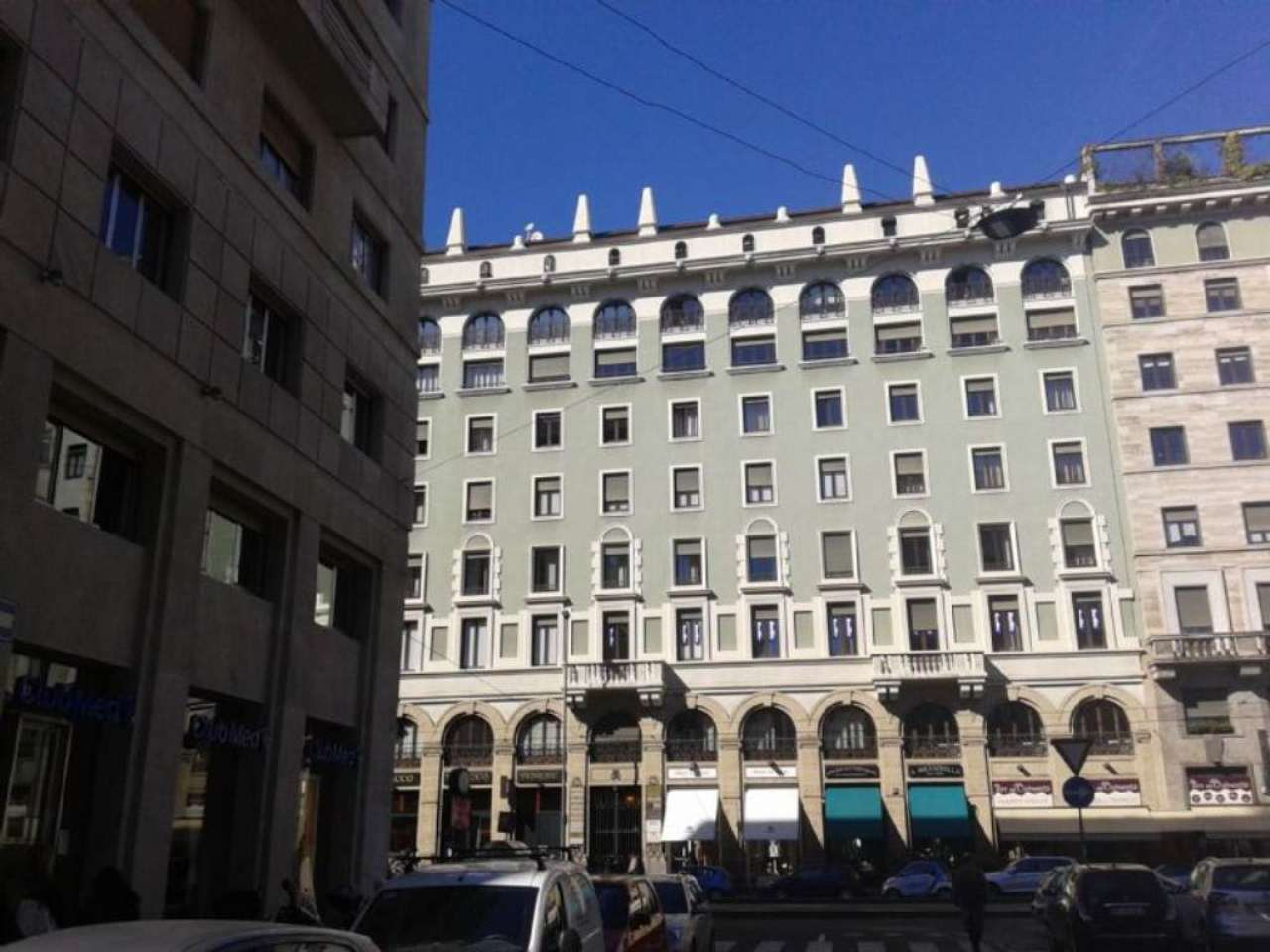 Ufficio-studio in Affitto a Milano 01 Centro storico (Cerchia dei Navigli): 4 locali, 105 mq