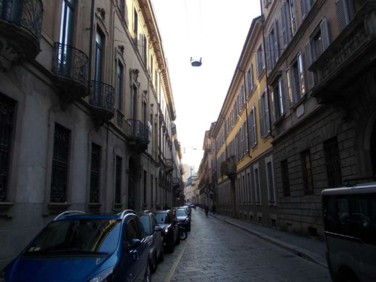 Vendita attico a milano via brera di 130mq fontana for Milano immobili di prestigio
