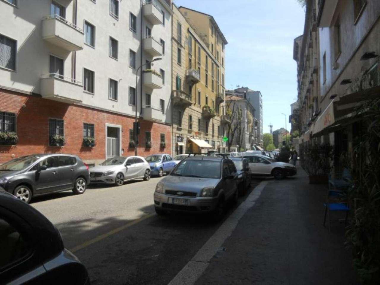 Bilocale Milano Via Correggio 4