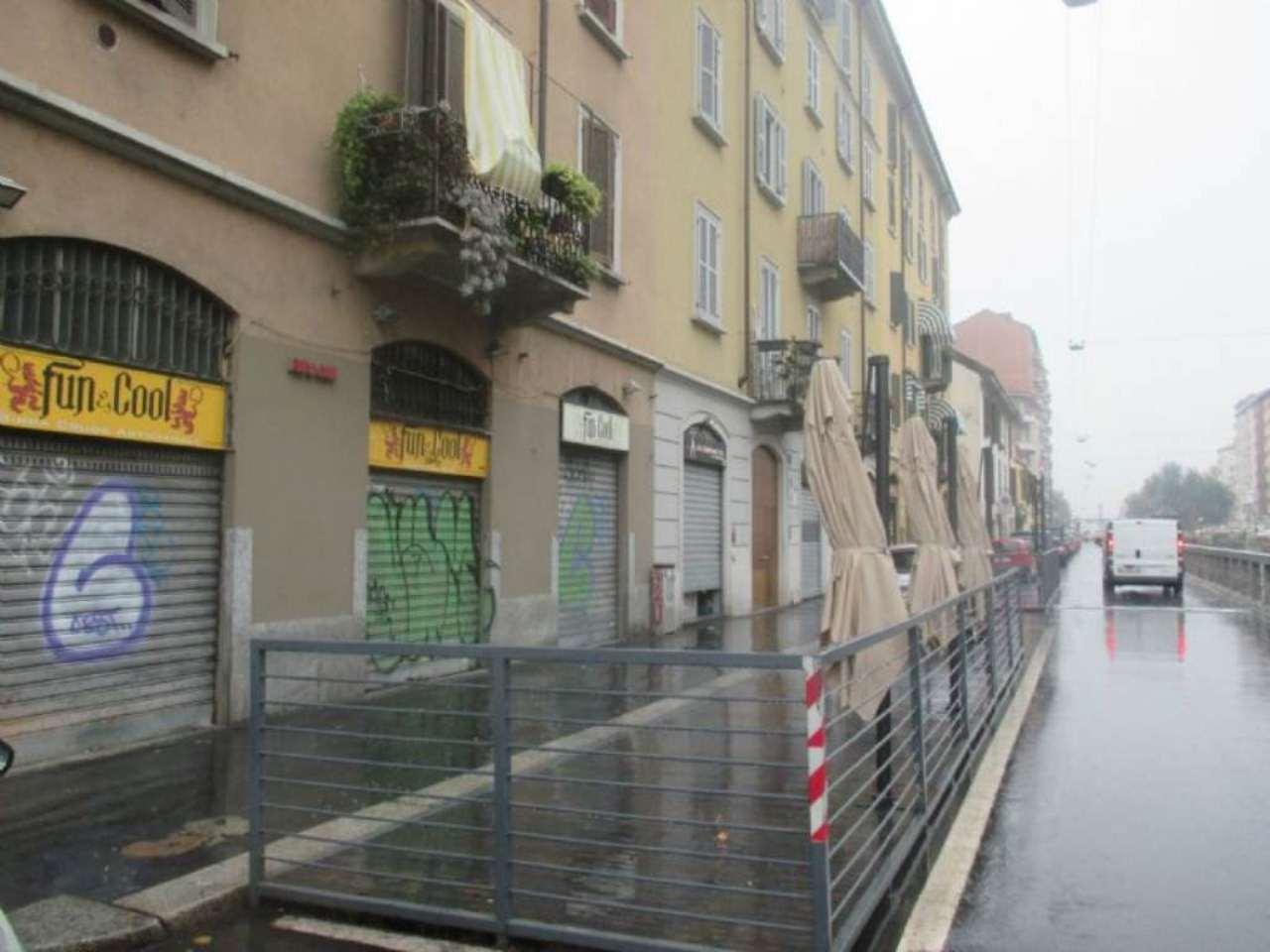 Negozio / Locale in affitto a Milano, 1 locali, zona Zona: 10 . P.ta Genova, Romolo, Solari, Savona, Tortona, prezzo € 2.700 | Cambio Casa.it