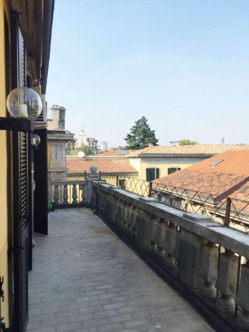 Appartamento in affitto a Milano, 2 locali, zona Zona: 1 . Centro Storico, Duomo, Brera, Cadorna, Cattolica, prezzo € 1.580   Cambio Casa.it