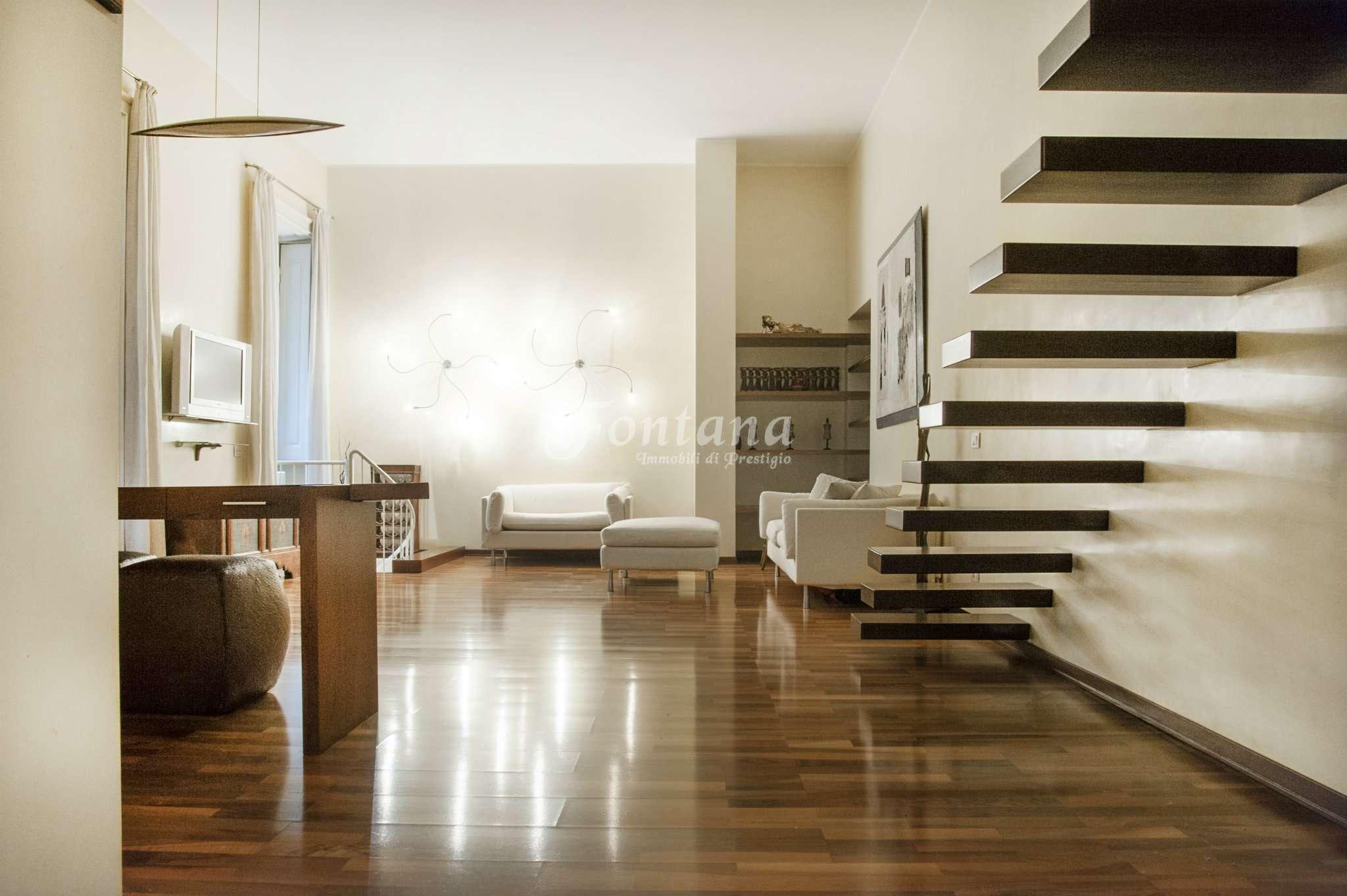 Appartamento in affitto a Milano, 2 locali, zona Zona: 1 . Centro Storico, Duomo, Brera, Cadorna, Cattolica, prezzo € 1.600 | Cambio Casa.it
