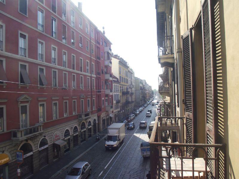 Appartamento in affitto a milano corso porta romana for Planimetrie strette