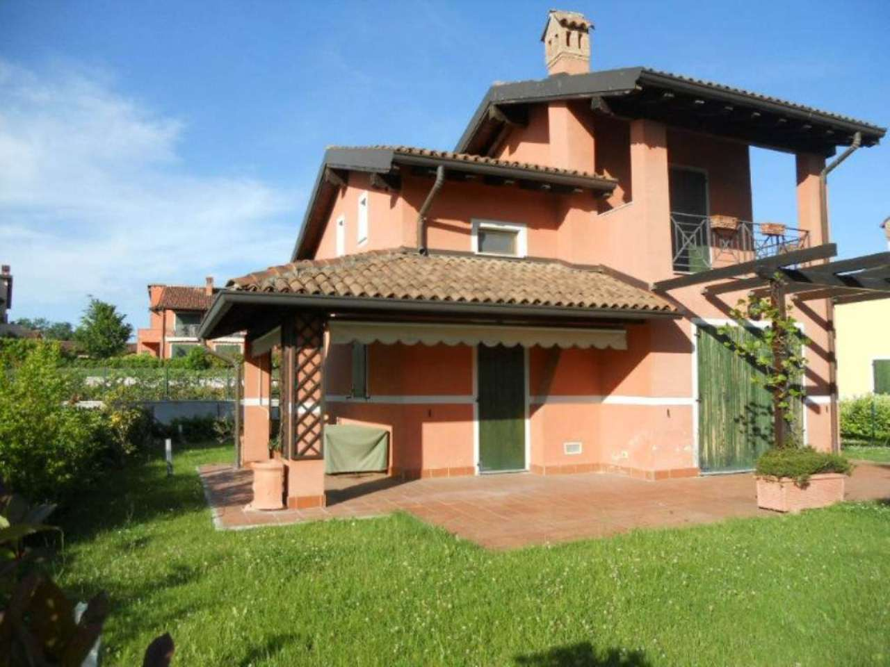 Villa in vendita a Tassarolo, 6 locali, prezzo € 340.000 | Cambio Casa.it
